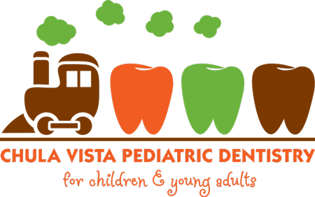 Logo for pediatric dentist Dr. Rene Alingog in Chula Vista, CA